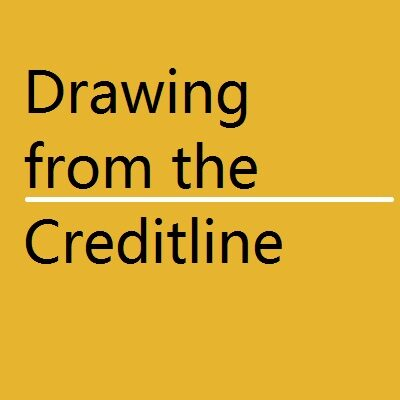 BANK Drawing from the Creditline 400x400